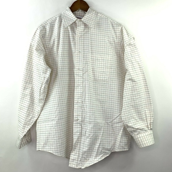 Brooks Brothers Other - Brooks Brothers Makers Men 16 4 Cotton Dress Shirt